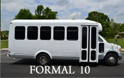 Formal 10 – Limo Party Van