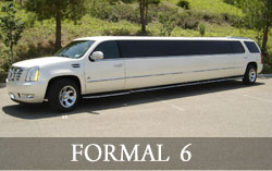 Formal 6 – Cadillac Limousine