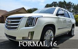 Formal 16 – Cadillac Escalade SUV
